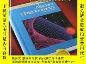 二手書博民逛書店Algebra罕見And TrigonometryY364682 Foerster, Paul A. Pear