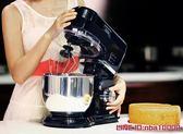 攪拌機ACA/北美電器和面機家用小型廚師機全自動多功能揉面機打蛋攪拌機 JD一件免運