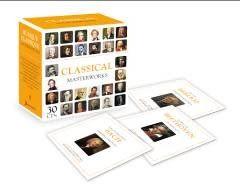古典音樂101 CD 30片裝   Classical Masterworks 巴哈 華格納 (音樂影片購)
