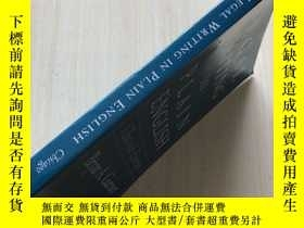 二手書博民逛書店Legal罕見Writing in Plain English: