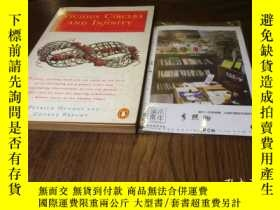 二手書博民逛書店英文原版罕見vicious circles and infini