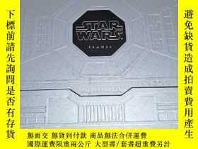 二手書博民逛書店Star罕見Wars: Frames星球大戰畫冊 星戰圖冊Y31330 George Lucas Abrams