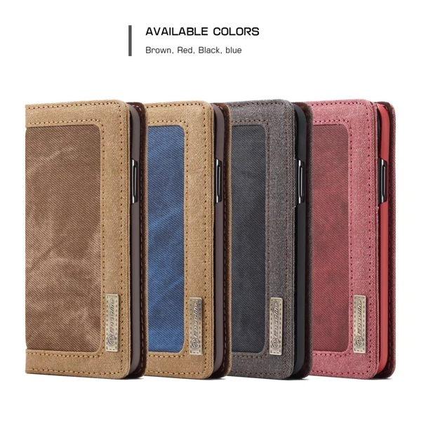 全新品 出清 三星 Note9 S9 Plus S8 CaseMe 撞色插卡皮套 手機皮套 插卡 隱形磁扣 S9+皮套