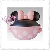 小花花日本精品♥Hello Kitty 米妮 大臉有蓋陶瓷燉鍋砂鍋火鍋土鍋魯鍋 11129707