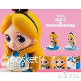 【日貨Banpresto Q Posket SUGIRLY】Norns 日本正版 BP公仔 愛麗絲下午茶 迪士尼公主 景品模型 特別款 禮物