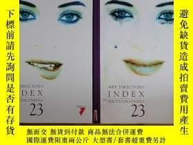 二手書博民逛書店ART罕見DIRECTORS INDEX TO PHOTOGRAPHERS 23(1•2)Y13197 Rot