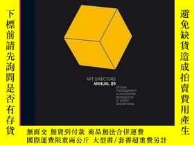 二手書博民逛書店Art罕見Directors Annual 89: Advert
