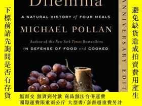 二手書博民逛書店The罕見Omnivore s Dilemma-雜食者的困境Y436638 Michael Pollan Pe