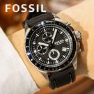 FOSSIL 沉穩魅力時尚紳士腕錶 CH...