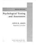 二手書博民逛書店 《Psychological Testing and Assessment》 R2Y ISBN:0205106226