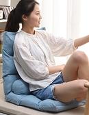 懶人沙發 榻榻米床上靠背椅子女生可愛臥室小型單人地上懶人椅折疊【快速出貨八折鉅惠】
