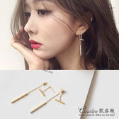 《Caroline》★韓國官網熱賣 優雅浪漫風格時尚流行耳環68837