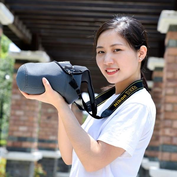 相機保護套防水軟包微單豬頭包單眼