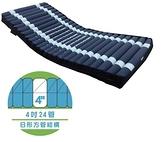 醫療器材用品 日形方管結構 氣墊床 派立交替式壓力氣墊床 悅發鉑金8535