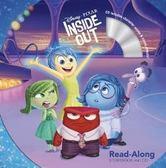 【麥克書店】INSIDE OUT(腦筋急轉彎) /英文繪本附CD ‧聽迪士尼說故事