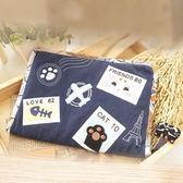 Kiro貓‧小白貓媽媽寶寶手冊包/平板包/全封式/多隔層【222347】
