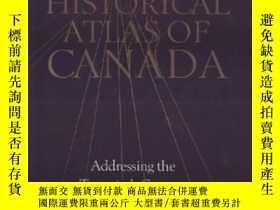 二手書博民逛書店Historical罕見Atlas Of Canada: Vol