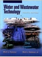二手書博民逛書店 《Water and Wastewater Technology (4th Edition)》 R2Y ISBN:0130258679│MarkJ.Hammer