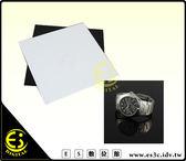 ES數位館 雙鏡面設計 30X30 CM 倒影板 黑色 白色 倒影 反射板 珠寶台 鏡射板 鏡射台 疊影板