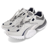 Reebok 休閒鞋 Run_R 96 灰 白 低筒 流行款 男鞋 女鞋 【PUMP306】 CN8383