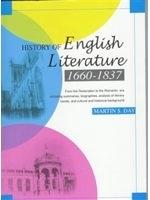 二手書博民逛書店 《History of English Literature 1660 to 1837》 R2Y ISBN:9575860284│Day