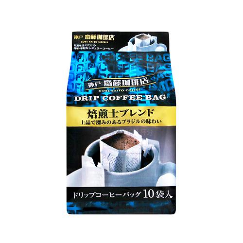 神戶咖啡10入 原味【寶雅】