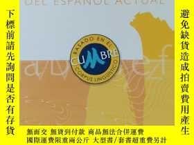 二手書博民逛書店西班牙語原版書罕見Diccionario de bolsillo del español actual 當前西班牙