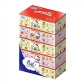 春風 Hello Kitty雜貨風盒裝面紙150抽x5盒x10串/箱
