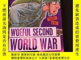 二手書博民逛書店Woeful罕見second world warY302880 Terry deary Scholastic