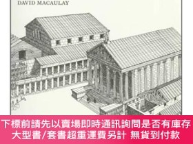 二手書博民逛書店City:A罕見Story of Roman Planning and ConstructionY451951