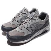 【四折特賣】New Balance 復古慢跑鞋 NB 580 灰 藍 Gore-Tex 防水材質 休閒鞋 男鞋【PUMP306】 MRT580XFD