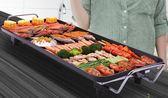 電燒烤爐 韓式家用電烤爐 無煙烤肉機電烤盤鐵板燒烤肉鍋WY 【全館好康八五折】