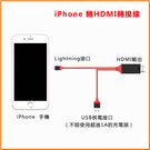 iPhone轉HDMI轉換線 iPhon...