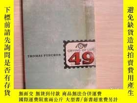 二手書博民逛書店The罕見Crying of Lot 49【014】Y28957