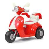 寶樂堡兒童電動摩托車三輪寶寶玩具童車可坐男女小孩電瓶車電動車MKS 免運