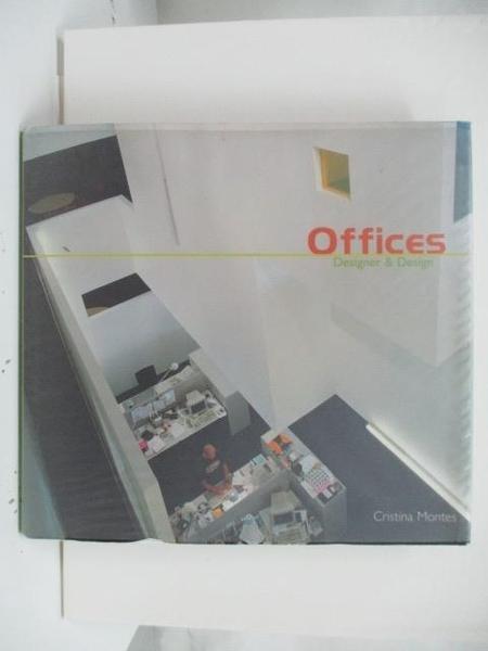 【書寶二手書T1/設計_DQZ】Offices
