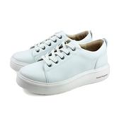 Hush Puppies 休閒皮鞋 牛皮 白色 女鞋 6202W122609 no189