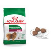 寵物家族-法國皇家 MNINA小型室內成犬(原PRIA21)3kg