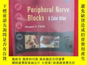 二手書博民逛書店Peripheral罕見Nerve Blocks: A Colo