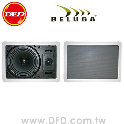 Beluga W650 崁入式藍芽無線喇叭 一對 All-In-One Bluetooth/AMP/Ceiling,In Wall Speaker  公司貨