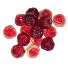【德潮購】德國 Bären treff 天然果汁軟糖 艷麗玫瑰 500g