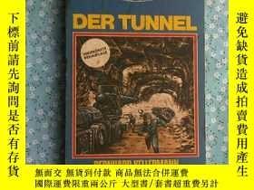 二手書博民逛書店X05罕見(德文原版)《Der Tunnel》Y277574 B