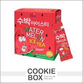 韓國 DAMIZLE 多美樂 西瓜冰茶粉 西瓜冰茶 280g 20包入 沖泡 即飲 西瓜汁 水果汁 *餅乾盒子*