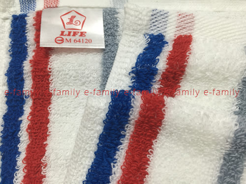 來福牌柔軟舒適運動毛巾(HJ0415)