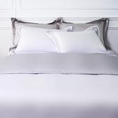 (組)雅緻天絲素色加大床被組淡紫