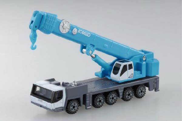 TOMICA 小汽車 133 KOBELCO 神戶製鋼大吊車 TOYeGO 玩具e哥