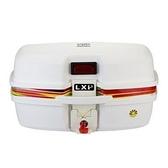 機車後尾箱-大容量堅固簡約手提摩托車置物箱用品3色(特大款)73q5[時尚巴黎]
