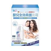 【買一送二】施巴 Sebamed 5.5嬰兒全效柔護面霜50ML