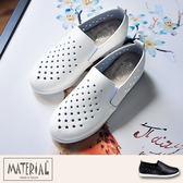 懶人鞋 簡約星型穿孔懶人鞋 MA女鞋 T6098