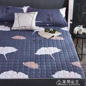 床墊1.8m床褥子榻榻米保護墊子1.5米雙人墊被單人折疊防滑學生1.2花間公主igo
